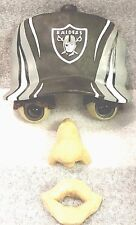 Oakland Raiders Forest Face Decoration - NFL