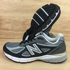 New Balance M990XG4 Made in USA Navy Grey Silver Men's Sz 9 Shoes NEW