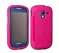OEM Pink Case Body Glove T Mobile D3O Gel Skin Cover Samsung Galaxy Exhibit T599