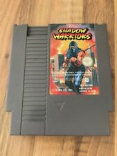 Nes:       SHADOW WARRIORS             PAL FR