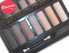 TECHNIC BRONZED EYES 7 Eyeshadow Palette Naked Nudes Browns Stocking Filler