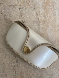 Vintage Ray Ban Glasses Case Pearlescent Rare