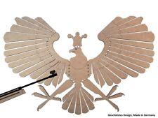 Schützenvogel Schützenadler Zielscheibe  Schießziel, Luftgewehr, Diabolo 4,5mm