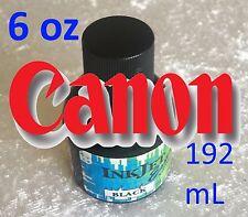 Canon Inkjet Black Ink Refill 6oz (192mL) Premium