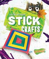 Stick Crafts (Crafting With Nature) by Rathburn, Betsy, NEW Book, FREE & FAST De