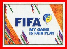 "FIFA 365 2017-18 PANINI 2018 -Figurina Stiker- n. 2 - BADGE ""RASO"" FAIR PLAY"