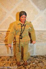 "1973 Vintage Gabriel Tonto 10"" Figure The Lone Ranger Rides Again"