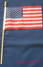 Small American Flag for Flag Holder on Parade Car