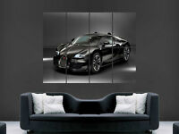 BUGATTI VEYRON GRAND SPORT FASTCAR POSTER WALL ART PICTURE  LARGE GIANT SUPERCAR
