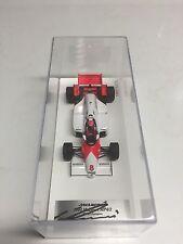 *SIGNED* TSM Niki Lauda 1984 #8 Honda McLaren MP 4/2 World Champion GP 1:43 NIB•