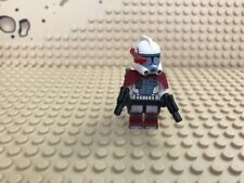 LEGO Star Wars ARC Elite Clone Trooper w/ Backpack Kama Minifigure (sw377)(9488)