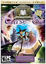 The Curse Of Oz & Adventures In Wonderland PC hidden object seek and find wizard