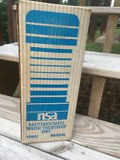 NSA 100S Under Counter Water Filter Bacteriostatic Water Treatment Unit NEW!