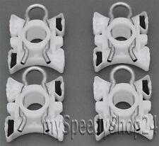 4x FENSTERHEBER REPARATURSATZ GLEITBACKE BMW 3er E36 COMPACT 5er 7er Z3 Z4