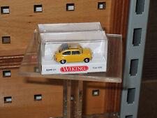 Wiking Auto-& Verkehrsmodelle aus Kunststoff für Fiat