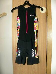 Zoot Sleeveless Triathlon Race Suit Tri Size XS  Women's