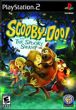 Scooby Doo and the Spooky Swamp PS2 New Playstation 2