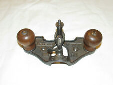 Stanley No 71 Hand Router vintage woodworking plane old tool