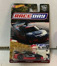 Acura NSX * Black/Red * Hot Wheels Car Culture RACE DAY * HE11