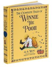 *New Leatherbound* THE COMPLETE TALES OF WINNIE-THE-POOH by A. A. Milne