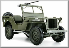 1943 Willys JEEP, US ARMY WWII, GREEN,Flat Flexible Refrigerator Magnet,40 MIL