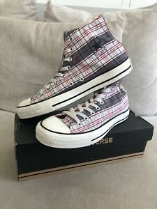 New CONVERSE Chuck Taylor All Star Mens 8.5 and 9.5 US High Top Mismatched [358]