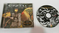 CREED WEATHERED CD HEAVY NEW METAL ALTERNATIVE CHRISTIAN ROCK
