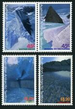 Australian AT L98-L101,MNH. Lanscapes,Christian Robertson,1996.Sea Ice,Ice cave