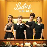 VARIOUS - MUSIC INSPIRED BY THE MOVIE - LADIES IN BLACK (CD)