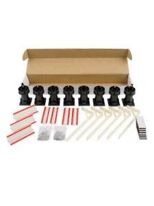 MX Shower Tray Adjustable Riser Leg & Feet Kit
