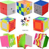 Multi Yuxin Magic Cube 2x2 3x3 4x4 5x5 Megaminx Pyraminx Speed Twist Puzzle Toy