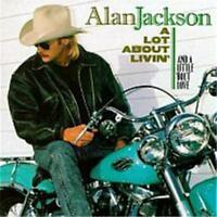 ALAN JACKSON A Lot About Livin' (And A Little 'Bout Love) CD BRAND NEW