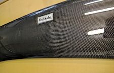 Veilside Carbon GT Wing w/ Angled Mounting Brackets & Badge Authentic Quality
