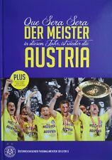 Buch Austria Wien Österreichischer Fussballmeister 2012/13 plus Peter Stöger