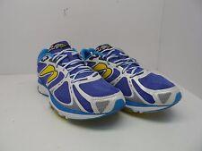 Newton Kismet Women's Running Shoes Blue/Silver/White Size 11.5M
