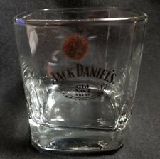 Jack Daniels Old No 7 1905 Gold Medal Glass Liege, Belgium Whiskey Rocks Glass
