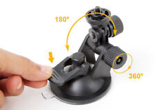 PUMP Car Window VACUUM Suction CUP Mount Tripod Stand For DV GPS Webcam Camera