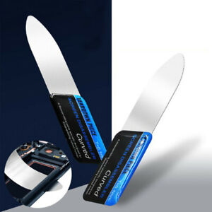 Mobile Phone Curved LCD Screen Spudger Open Pry Card Tools Ultra Thin Flexible
