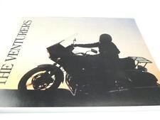 Vintage 1980's Yamaha The Venturers 850 1100 Motorcycle Dealer Brochure L2751
