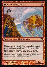 Akki avalanchers foil | ex | Malta | Magic mtg