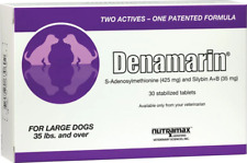Nutramax Denamarin Large Dogs 35 Lbs. and Over 30 Stabilized Tablets