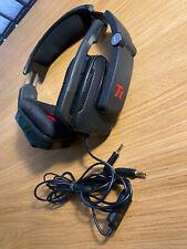 ThermalTake TT e Sports Shock PC Gaming Headset Black Foldable 3.5mm | TESTED
