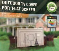 "Hentex Outdoor Patio Furniture Flat Screen TV Cover Scratch-Free Interior 46"""