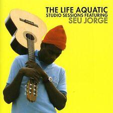 Seu Jorge - Life Aquatic Studio Sessions [New CD]