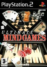 Ultimate Mind Games PS2 (PlayStation 2) - Free Postage - UK Seller