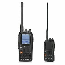 Ham Two Way Radio Walkie Talkie Wouxun KG-UV9D plus Dual Band  w/ headset cable
