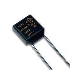5 Pcs AUPO Thermal Fuse Tf 102℃ 250V 5A A1-5A-F NEW CK