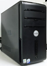 Dell Computer PC Intel Core 2Duo @ 3.16GHZ 4GB Ram 1GB HDMI Tarjeta Gráfica Windows 7