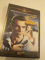DVD  007   contra el DOCTOR NO  (edicion especial)