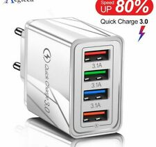 USB ChargerS Quick Charge 3.0 Phone Adapter Multiple SPEED Charger Tablet Mobile